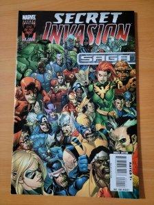 Secret Invasion Saga #1 One-Shot ~ NEAR MINT NM ~ 2008 Marvel Comics