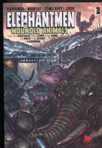 Elephantmen: Wounded Animals-Vol.1-Chris Bachald-TPB-trade