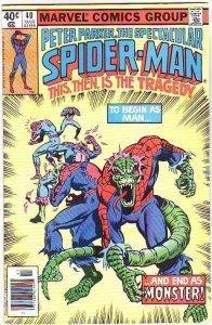 Spider-Man, Peter Parker Spectacular #40 (Mar-81) VF/NM- High-Grade Spider-Man