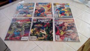 Spider-Man UNLIMITED LOT OF SIX #3 #5 #6 #10 #13 #14 {CHRISTMAS GIFT SALE }