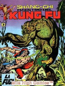 SHANG-CHI MAESTRO DEL KUNG FU MAGAZINE ITALIAN (1975 Series) #5 Near Mint