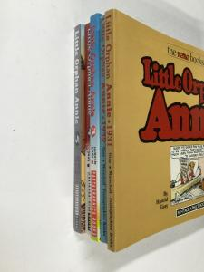 Little Orphan Annie Nemo Bookshelf Softcover Fantagraphics 1 2 3 4 5 Nm P27