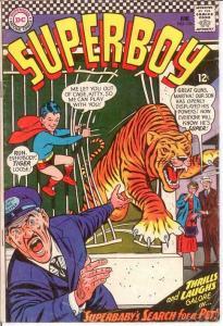SUPERBOY 130 GOOD   June 1966 COMICS BOOK
