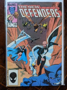 The Defenders #140 (1985)