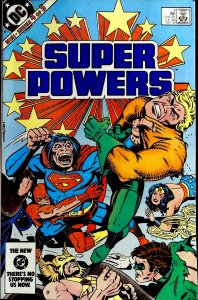 Super Powers  #4 (1984)