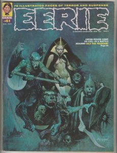 Eerie Magazine #41 (Aug-72) NM- High-Grade