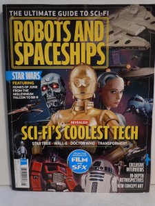 The Ultimate Guide to Sci-Fi Robots and Spaceships