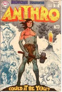 SHOWCASE 74 VF ANTHRO   May 1968 COMICS BOOK