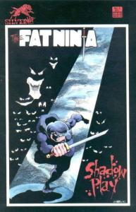 FAT NINJA (1986? SW) 1-5 TV Cartoon, Tim Vigil?