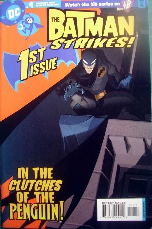 Batman Strikes Number 1 Original American DC