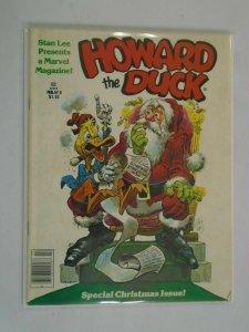 Howard the Duck #3 Christmas issue 5.0 VG FN (1980 Magazine)