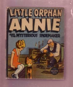 LITTLE ORPHAN ANNIE-MYSTERIOUS SHOEMAKER-1938-BLB #1449 VF