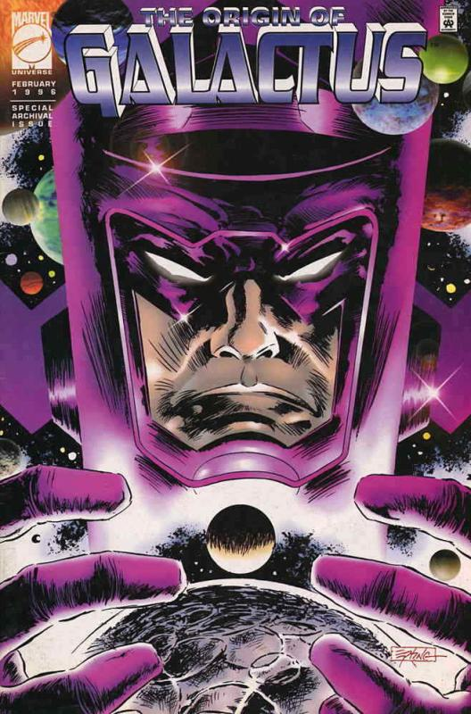 Origin of Galactus #1 VF/NM; Marvel | save on shipping - details inside
