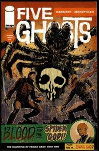 Five Ghosts #2 (Apr 2013) 9.4 NM