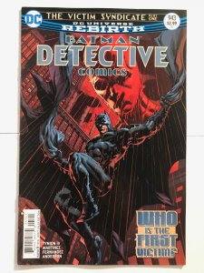 Detective Comics #943 (2016) - Rebirth