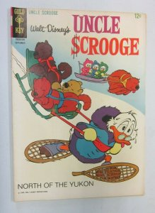 Uncle Scrooge #59 Walt Disney 5.0 (1965)
