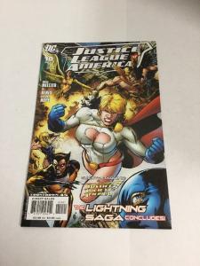 Justice League Of America 10 Variant Nm Near Mint DC Comics