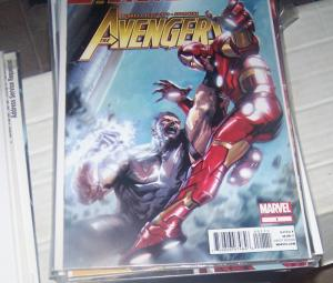 AVENGERS ANNUAL# 1 2012 MARVEL WONDERMAN IRON MAN BRIAN BENDIS