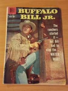 Buffalo Bill Jr. #11 ~ VERY GOOD - FINE FN ~ 1959 DELL COMICS