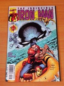 Iron Man #23 ~ NEAR MINT NM ~ 1999 Marvel Comics
