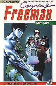 Crying Freeman Part 4 #3 VF/NM; Viz | save on shipping - details inside