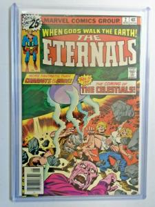 Eternals #2 1st Series 6.0 FN (1976)