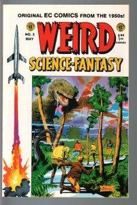 Weird Science-Fantasy-#3-1993-Russ Cochran-Reprint-EC