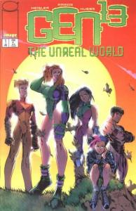 Gen 13 (1995 series) The Unreal World #1, NM- (Stock photo)