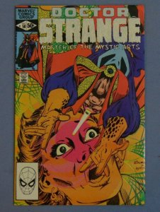 Doctor Strange Issue #50 Marvel Comic Book Autographed by Terry Austin VF/NM SEE