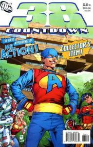 Countdown (2007 series) #38, VF+ (Stock photo)