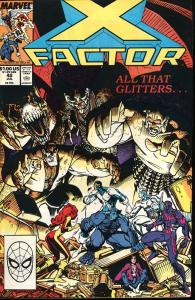 X-Factor #42 All that Glitters (Marvel)
