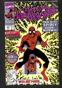 The Amazing Spider-Man #341 (1990)