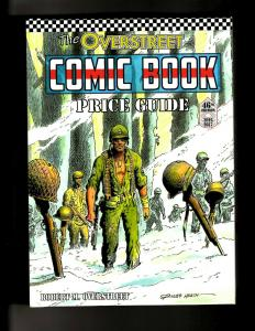 Overstreet Comic Book Price Guide 2016-2017 HARDCOVER Russ Heath Cover # 46 SM8