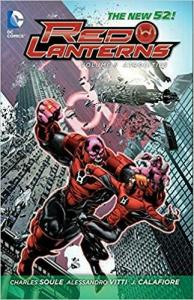 Red Lanterns TPB #5 VF/NM; DC | save on shipping - details inside