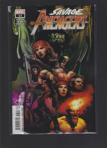 Savage Avengers #13 (2020)