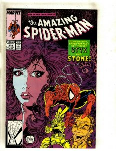 Amazing Spider-Man # 309 NM Marvel Comic Book Venom Todd McFarlane Goblin HJ9