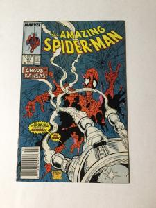 Amazing Spider-Man 302 Vf- Very Fine- Newsstand