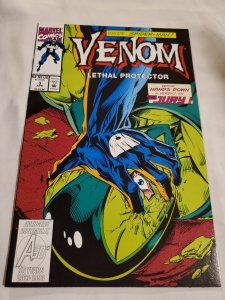 Venom Lethal Protector 3 Near Mint Cover by Jason Fabok