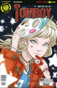 Tomboy #1 VF/NM; Action Lab | save on shipping - details inside