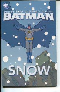 Batman: Snow-Dan Curtis Johnson-TPB-trade