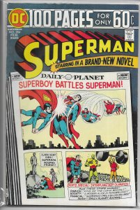 Superman vol. 1 #284 VG (100 page giant)