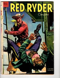 Red Ryder Comics # 119 VG 1953 Dell Comic Book Western Silver Age  TP1