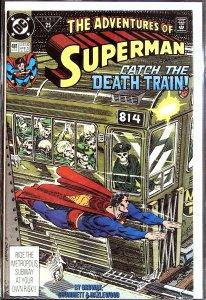 Adventures of Superman #481 (1991)