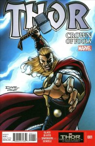 Thor: Crown of Fools #1 VF; Marvel | save on shipping - details inside