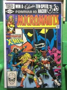 The Micronauts #37