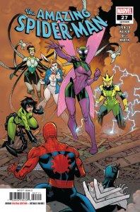 Amazing Spider-Man #27 (Marvel, 2019) NM