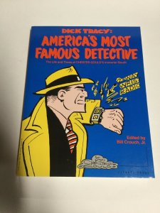 Dick Tracy America's Most Famous Detective SC Softcover Oversized