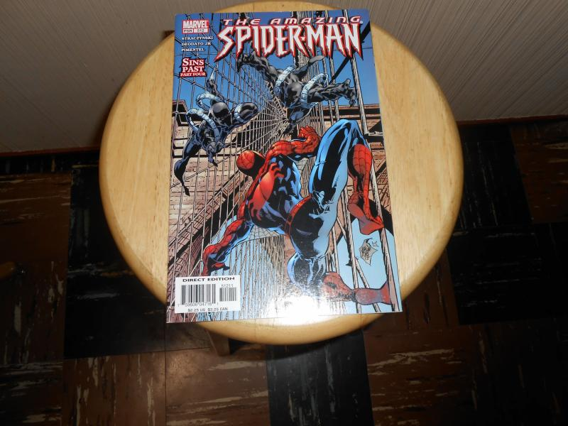 Amazing Spider-Man (1998 2nd Series) #512 Nov 2004 Cover price $2.25 Marvel