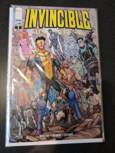 Invincible Universe #1 Comic Book 2013 Skybound - Image