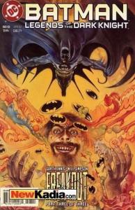 Batman: Legends of the Dark Knight #92, VF+ (Stock photo)